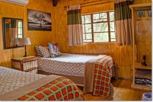 Beautiful Log Cabins at Blyde Adventure Camp